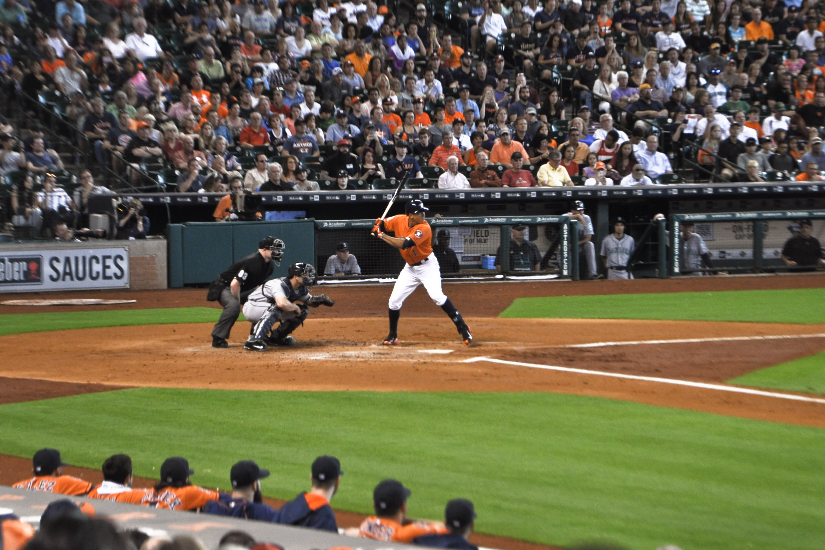 Carlos Correa Batting