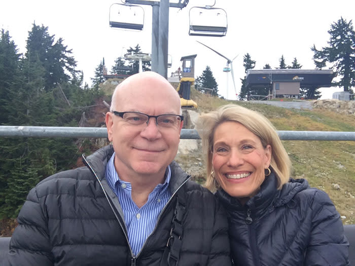 Grouse Mountain Chairlift