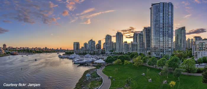 How to get to Vancouver article