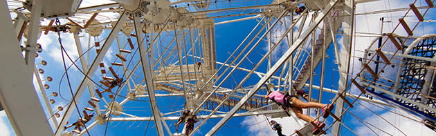 RIVERSPORT Adventures Sky Trail attraction