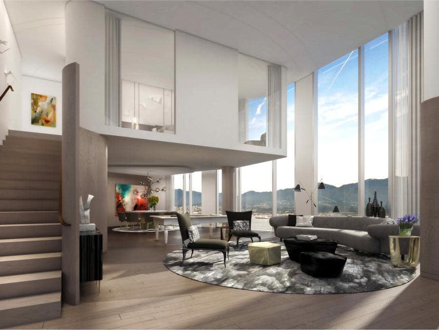 Parq Vancouver - JW Marriott Suites