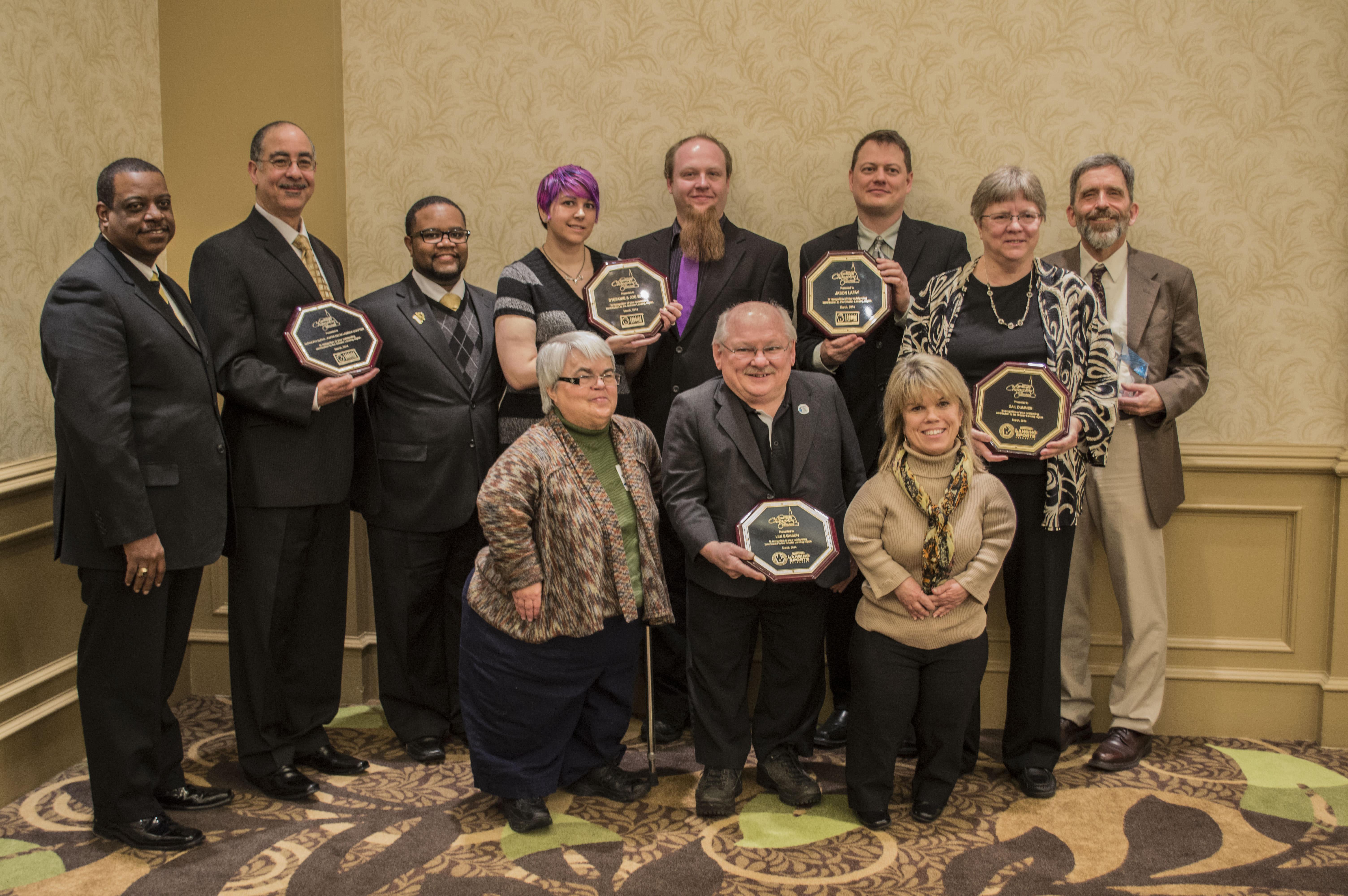 2013 GLCVB Community Champions