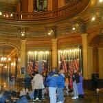 Michigan State Capitol Tour