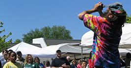 East Lansing Art Festival Fun