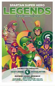 Spartans Superhero Book Homecoming Weekend 2013