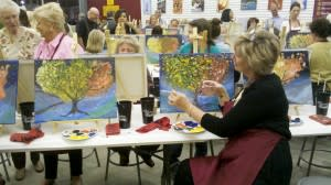 Painting With A Twist Greater Lansing Michigan