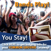 Common Ground 2012 in Lansing Information