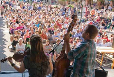 Great Lakes Folk Fest in Lansing