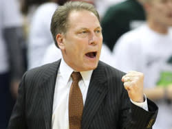 Coach Tom Izzo is ready once again to lead the Spartan Men into Battle. The question is - are you ready?