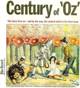 Century of Oz Showing at East Lansing Wharton Center