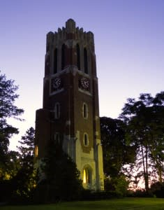 Don't forget a walk down memory lane through the most beautiful campus in the country.