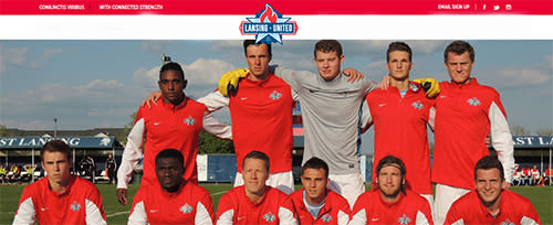 Love soccer? You're in luck! Welcome to the Capital City Lansing United Soccer!