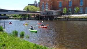 Greater Lansing comes alive during Be A Tourist! Get out and explore, this is your hometown!