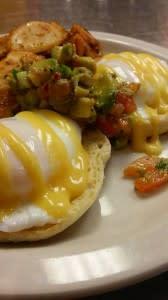 Soup Spoon eggs bennie