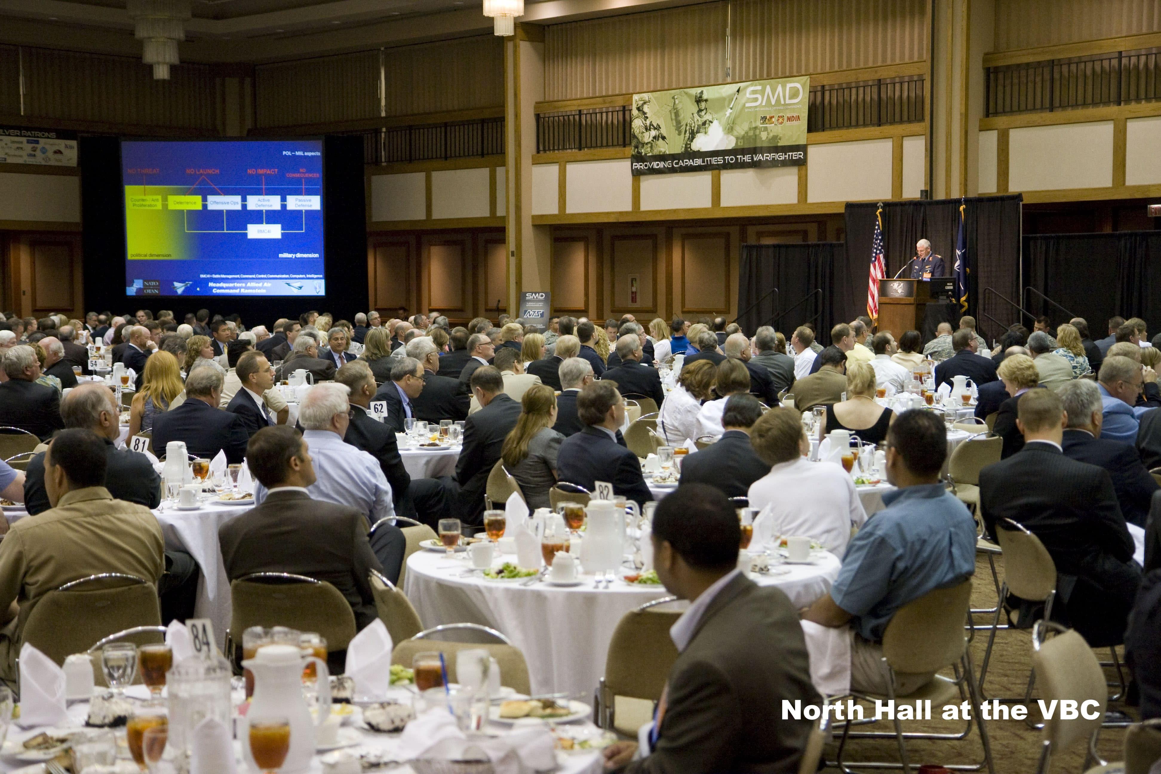 North Hall at the VBC