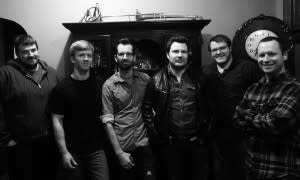 Lee Miles and the Illegitimate Sons are a local folk band slated to perform at Down the Line 7.
