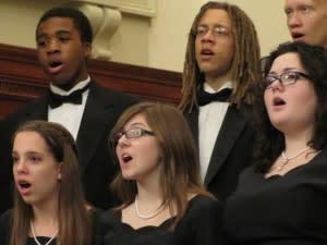 Fort Wayne Children's Choir Youth Chorale