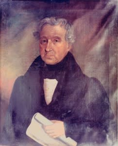The Chief in his later years