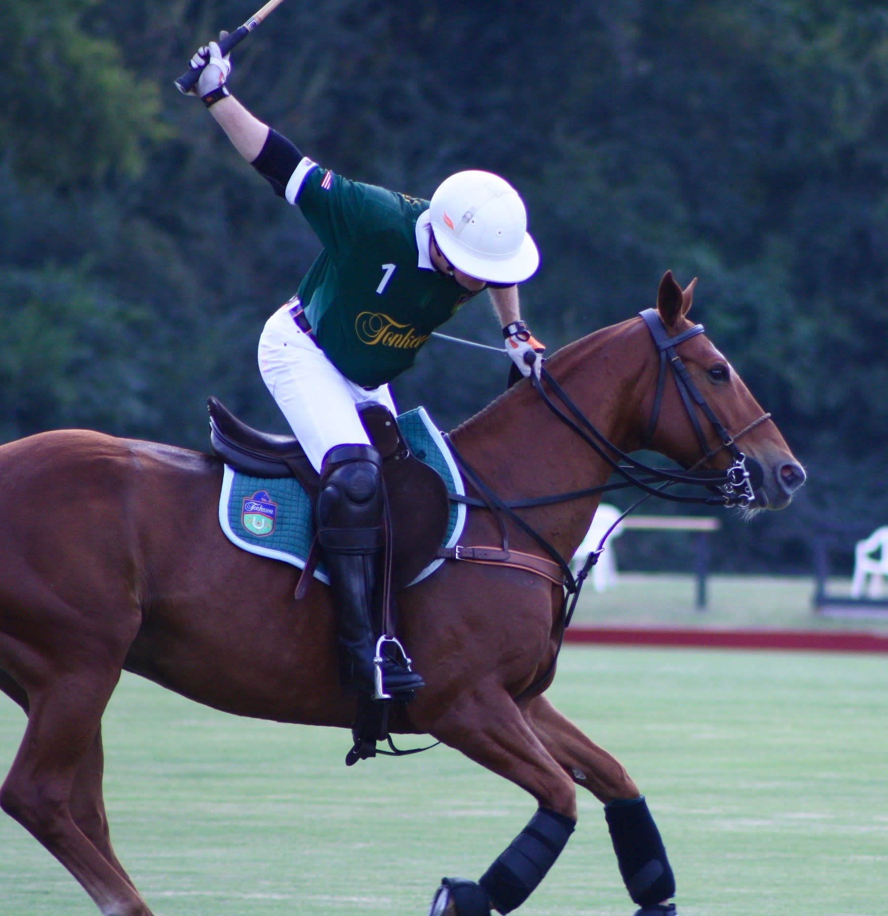 Houston Polo Club Player