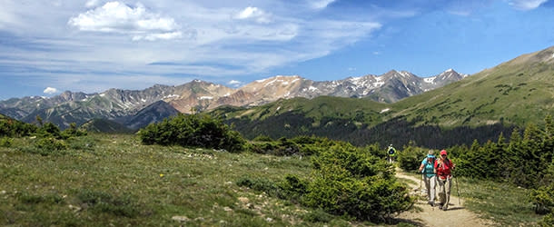 Rocky Mountain National Park Hiking