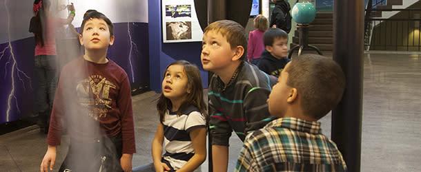 NCAR Visitor Center Tornado