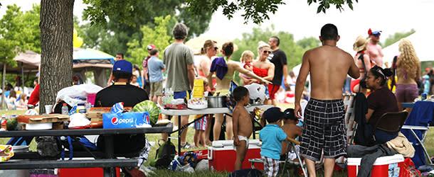 4th of July Boulder Reservoir