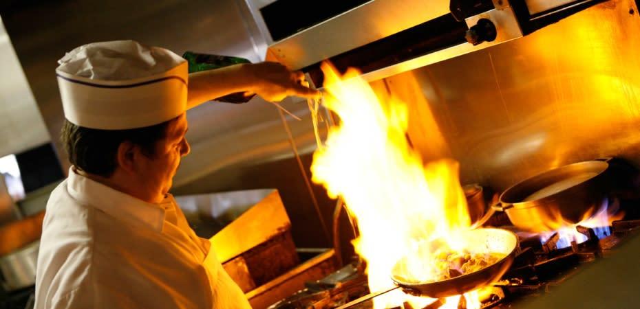 Ironbound Chef