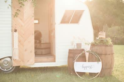 Gingersnap Photo Camper