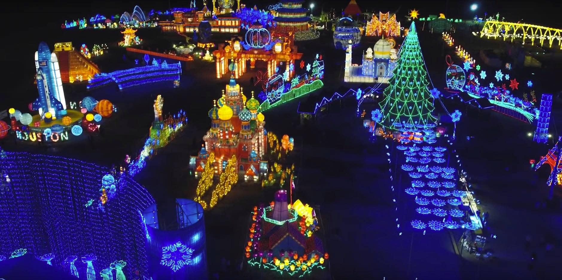 Christmas Lights Events Near Houston 2020 Holiday Lights in Houston | Best Christmas Displays & Events