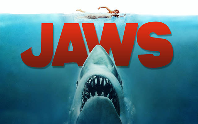 See Jaws in Grapevine
