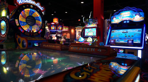 You'll Never Run Out of Arcade Games to Play