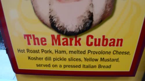 The Mark Cuban