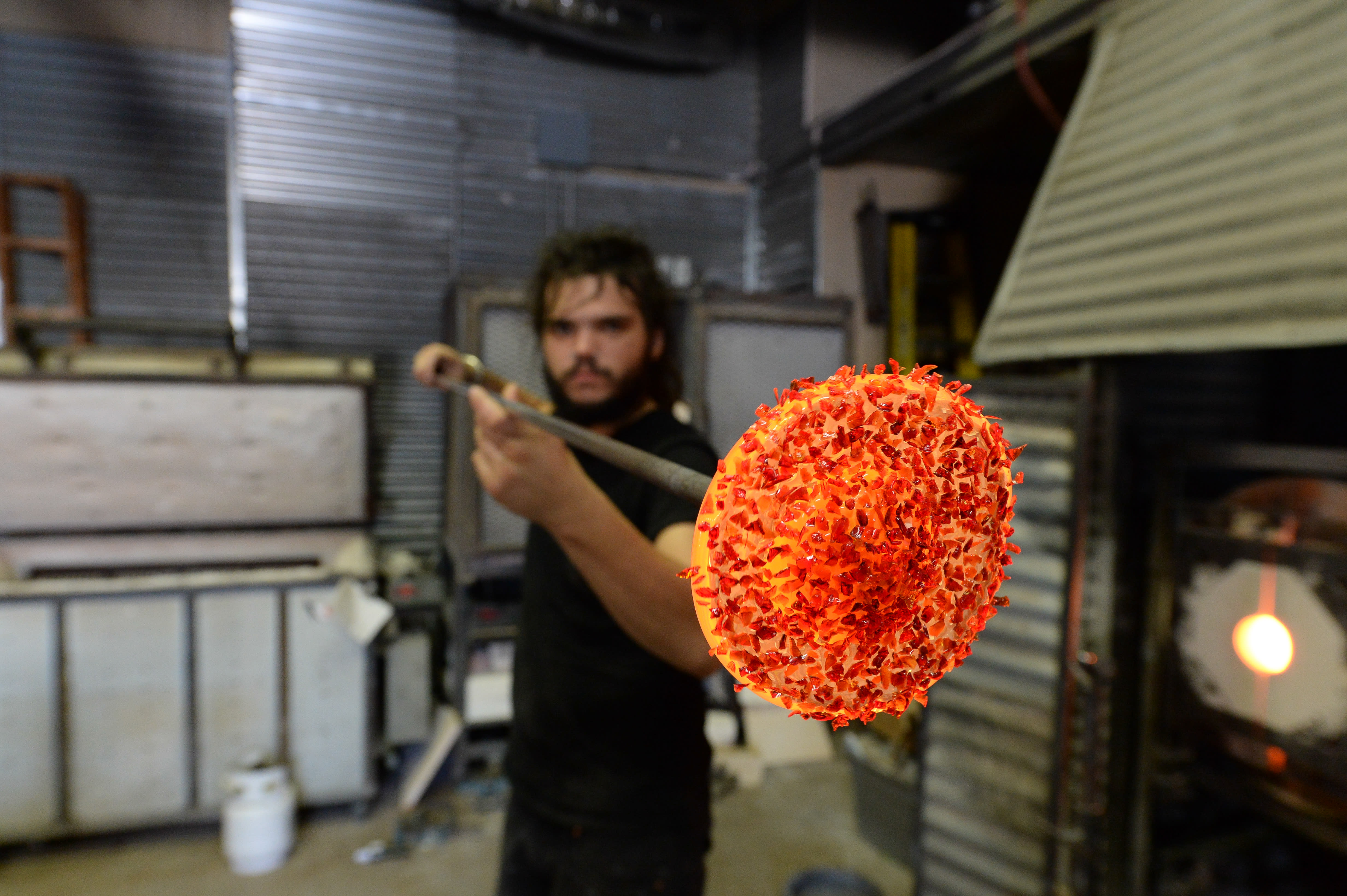 Vetro Glassblowing