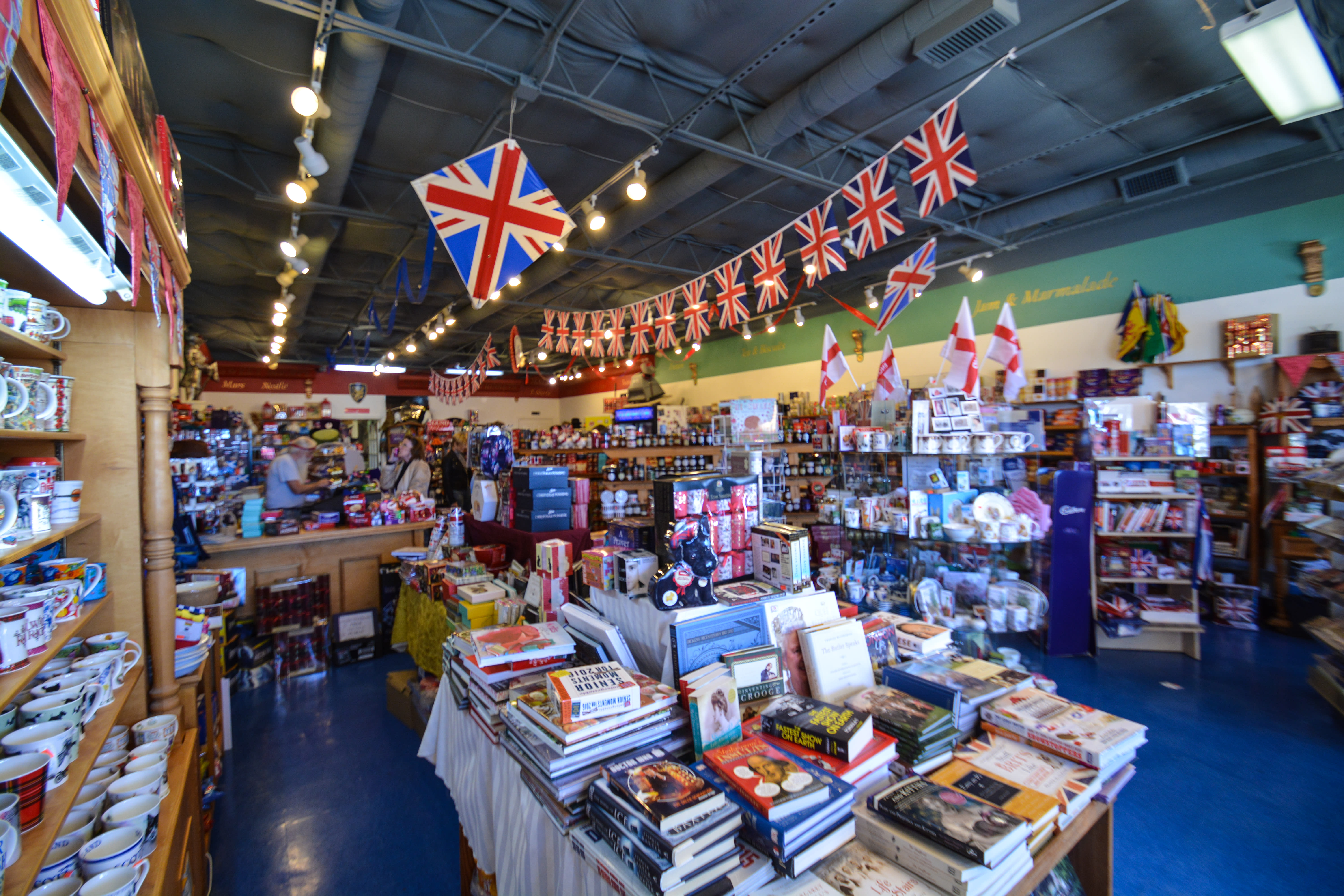 Discover the British Emporium in Grapevine, Texas