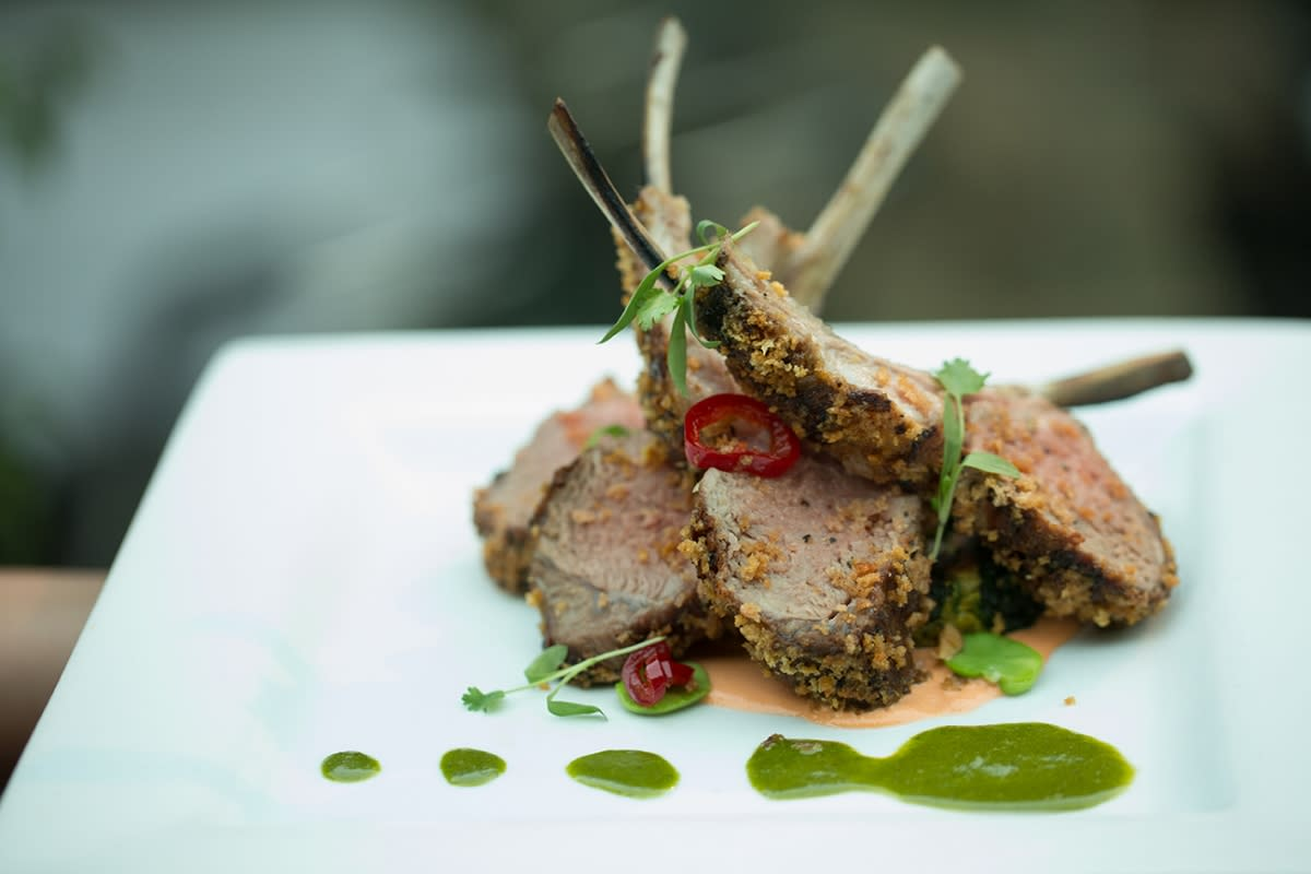 Lamb Rack from House of Tricks