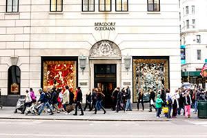Bergdorf Goodman Photo by Joe Buglewicz