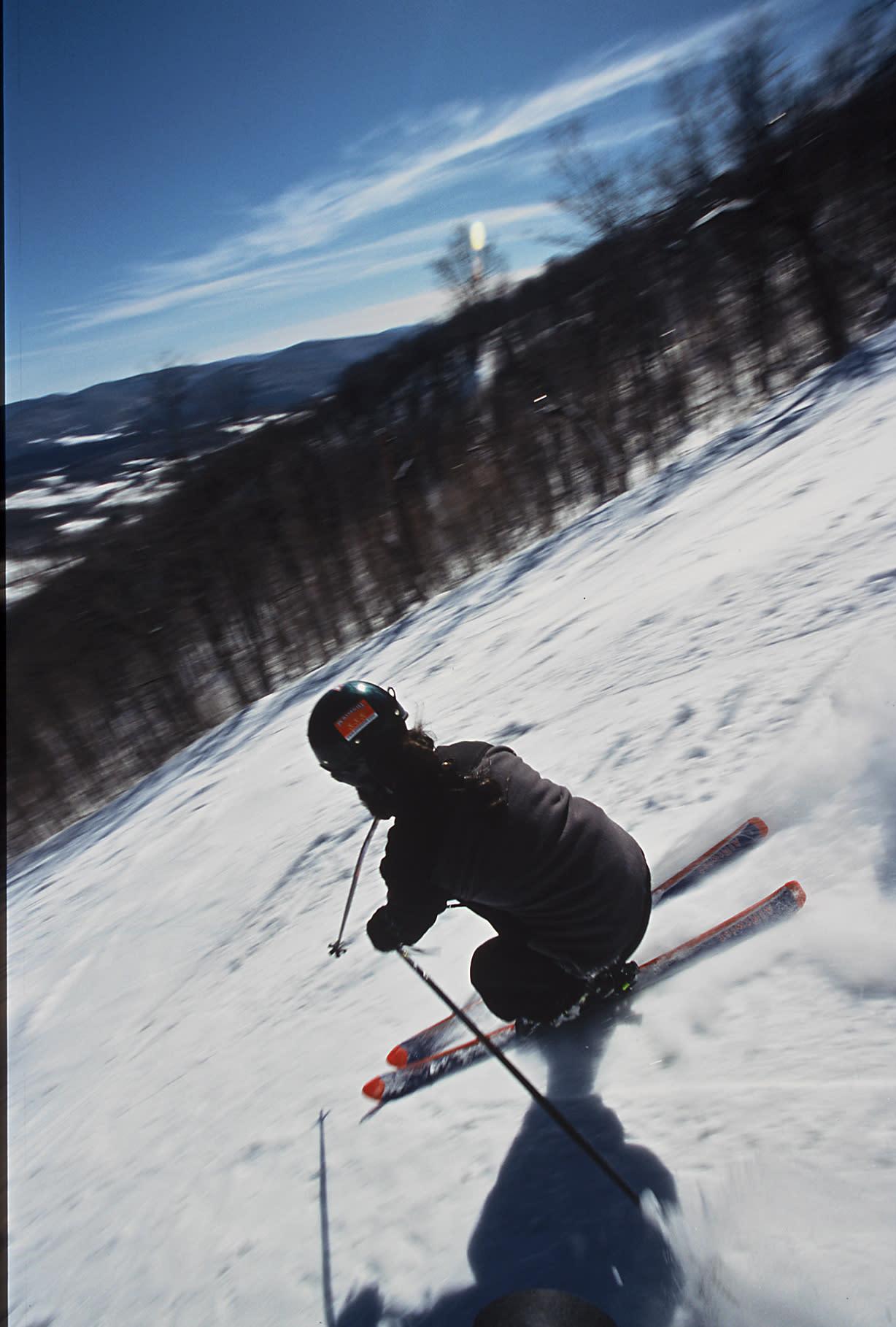 skiing at Plattekill