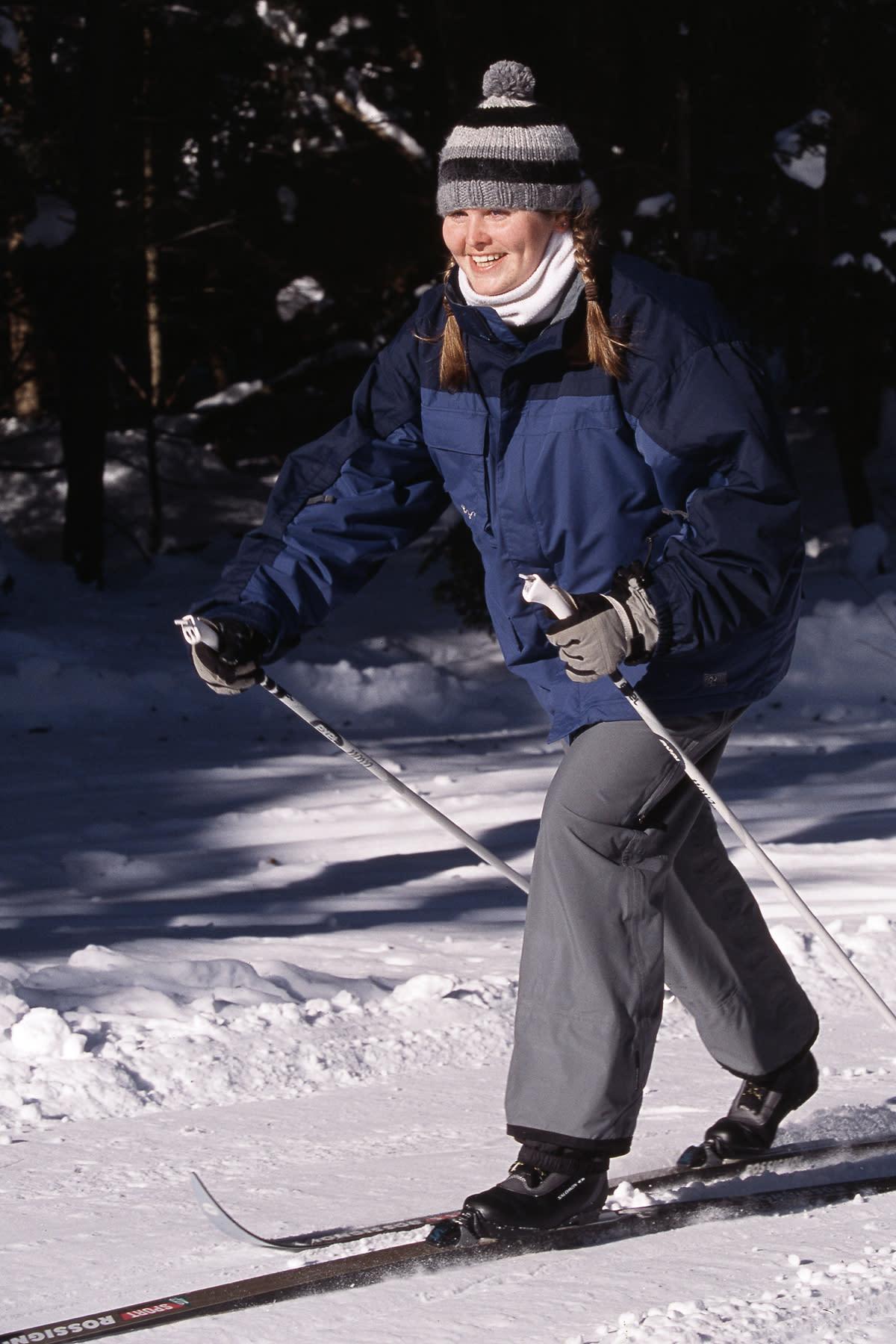 XC Ski trails in the Catskills