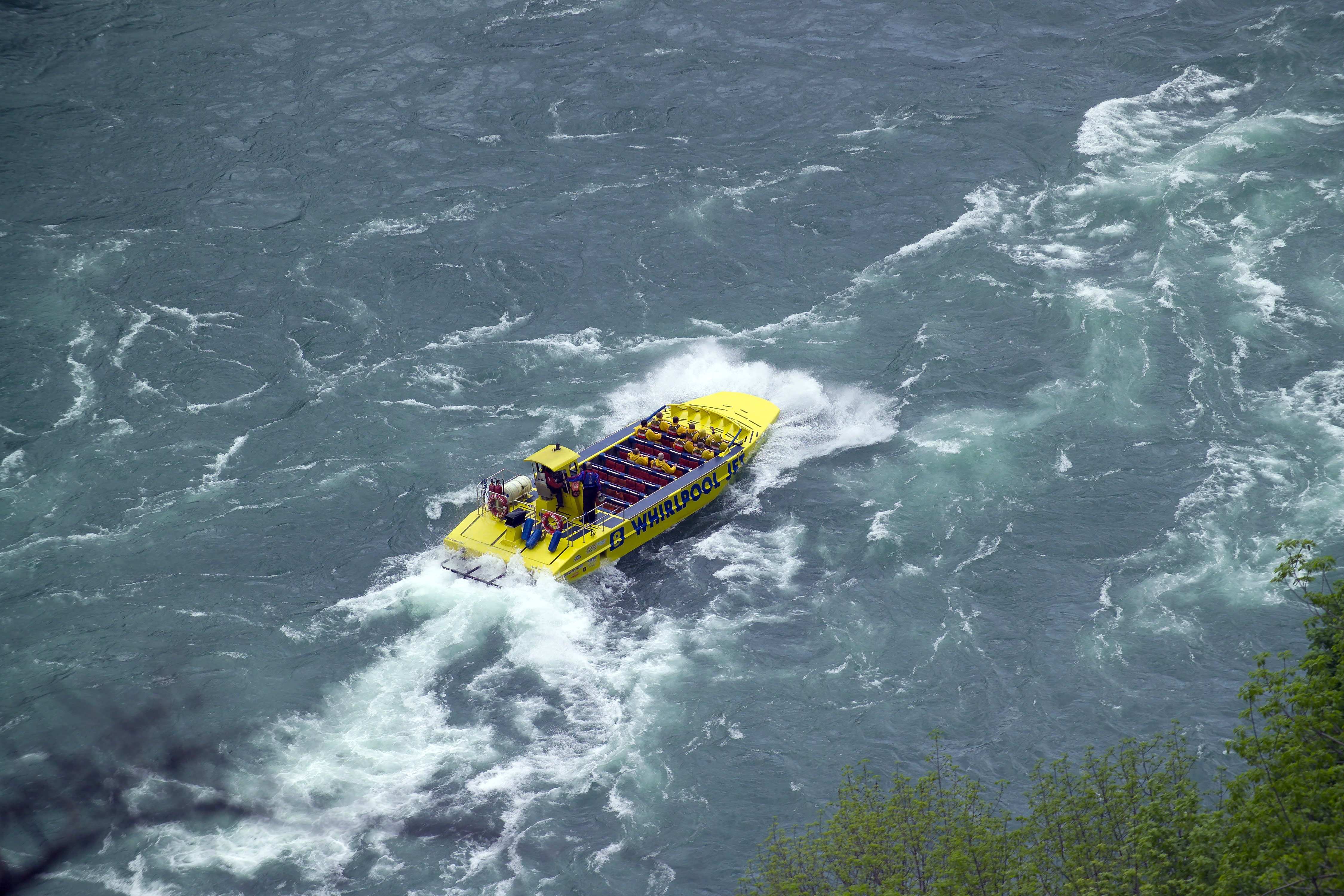 Jet Boat Tours in Niagara