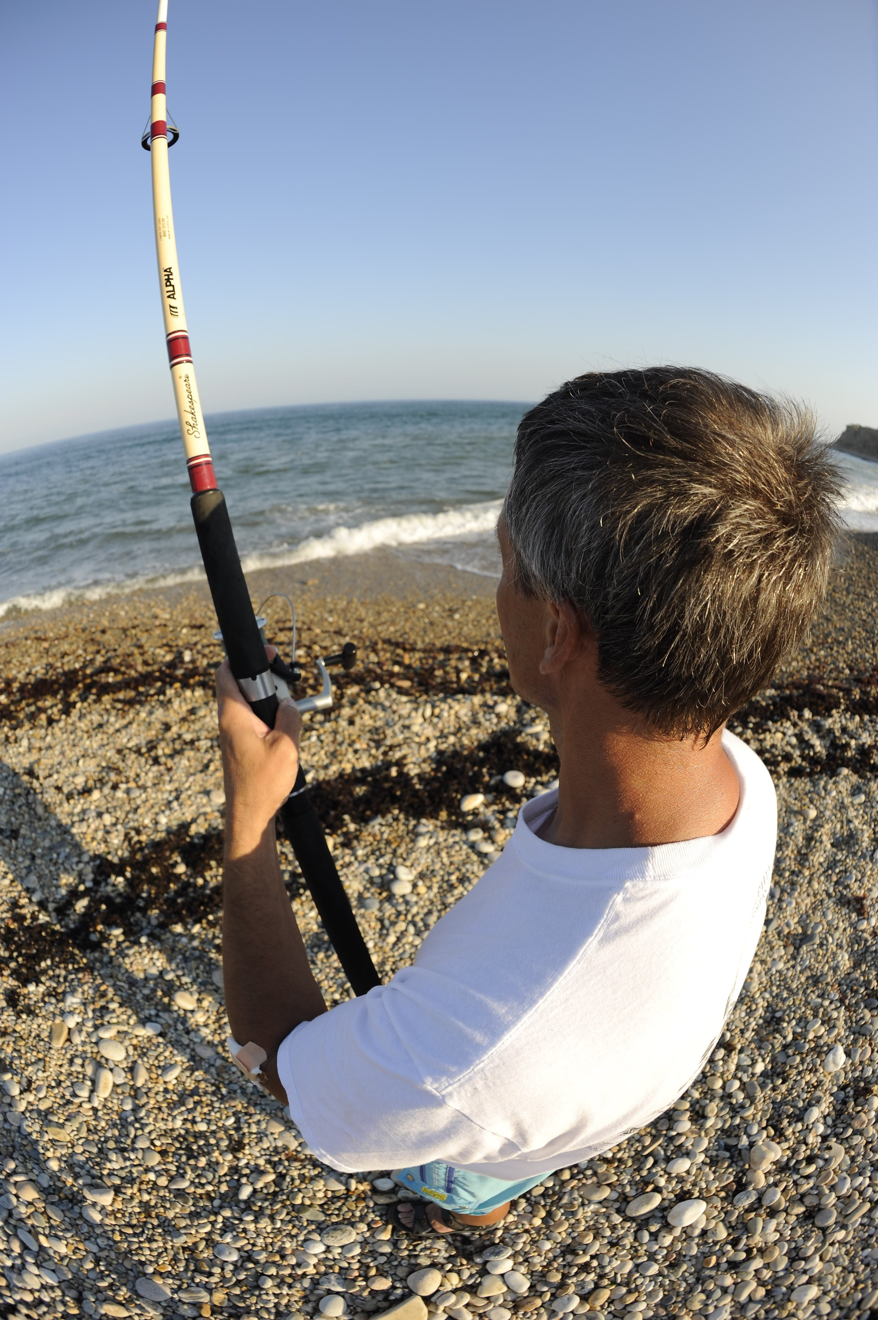 Fishing on Montauk Island