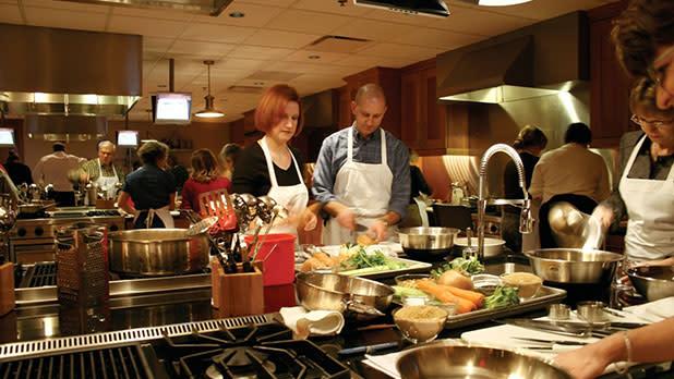 New York Wine & Culinary Center Class - Photo Courtesy of New York Wine & Culinary Center