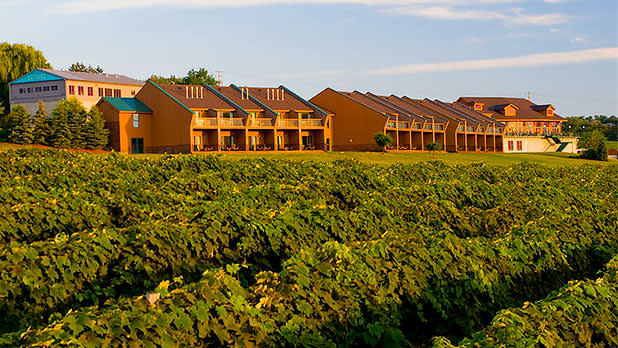 Inn at Glenora Wine Cellars - Photo Courtesy of Inn at Glenora Wine Cellars