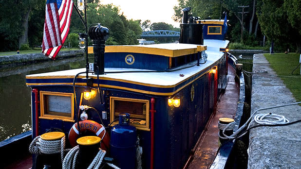 Waterford Steamboat Rally - Photo by NYS ESD