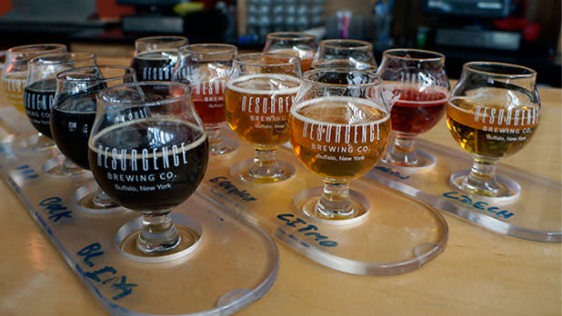 Resurgence Brewing Company Photo-Courtesy of Resurgence Brewing Company