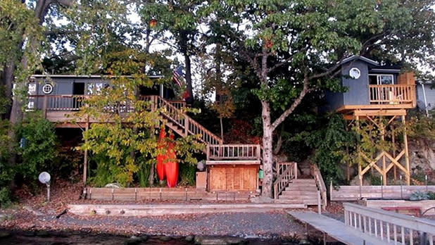 Treehouse Cabin in Finger Lakes