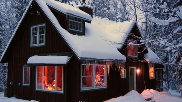 Glamping Cabin in Woodstock