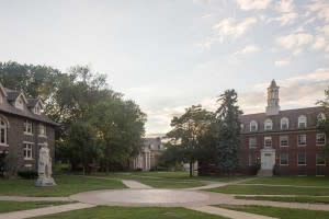 Lafayette College in Easton