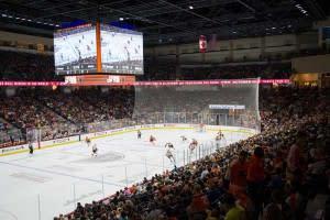 Hockey at PPL Center