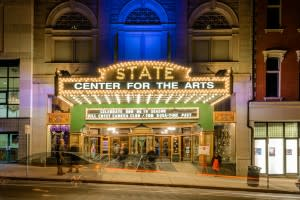 State Theatre Center for the Arts in Easton Pennsylvania