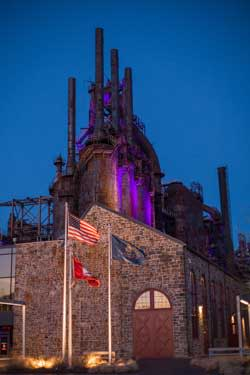 The Blast Furnaces of Bethlehem Steel